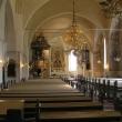 Arboga heliga trefaldighets kyrka interiör