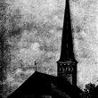 Sankt Nicolai kyrka någon gång före 1889