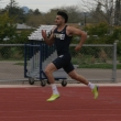 """Davit Saghatelyan went to high school at Del Campo in Fair Oaks, California. This is his second year running track. Saghatelyan won both the 200m and 400m sprints on Saturday, February 27. Saghatelyan said, """"This puts me in a position to compete at a higher level next weekend. It definitely puts me in a spot to get better."""" Another two sport athlete, Saghatelyan started for the Yuba College basketball team this past fall. """"I'm thankful that I had the opportunity here at Yuba College to play basketball and run track."""" He also competes on both the 4x100m and 4x400m relay squads."""