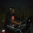 DJ Purd Man on the scene