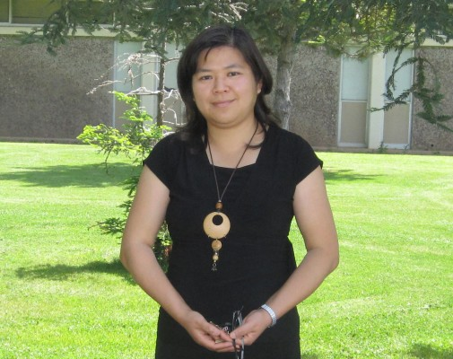 Dr. Lena Hsieh, Yuba College political science professor.
