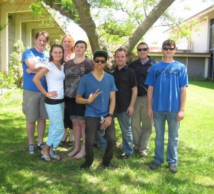 Speech Team, Spring 2012