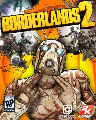 Borderlands 2 boxart | Provided by Gearbox Software