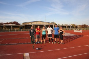 Competing in the Spring: Yuba College Track and Field