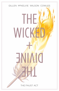 Wicked+Divine Cover