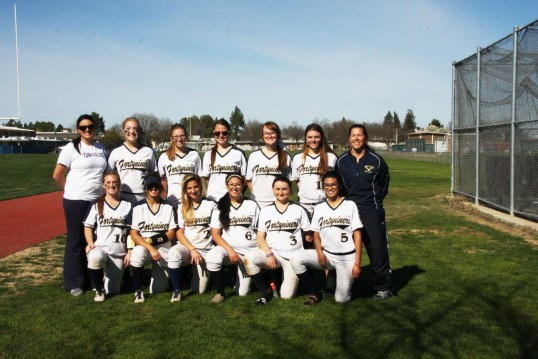 The 2016 Yuba College softball team