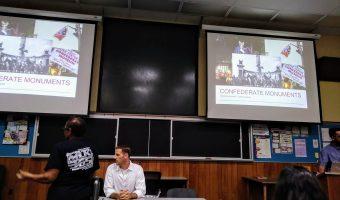 Crossing Borders Building Bridges Hosts Confederate Monuments Presentation at Yuba College