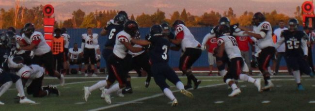 Yuba and opponents clash on Saturday night.
