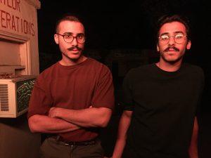 Shah and Yusuf Amani