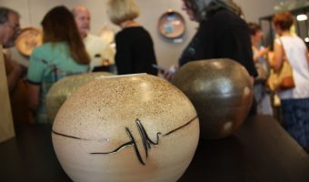 Fired up – local ceramics artist displays his passion